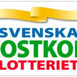 Svenska Postkodlotteriets logotype